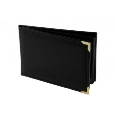 "6x4"" Mini Leatherette Photo Album in Black"