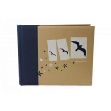 "GreenEarth Blue Album, 6x4"" Holds 500"