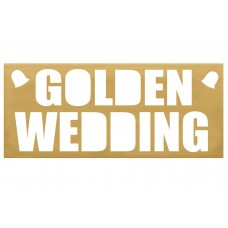 Golden Wedding Mount