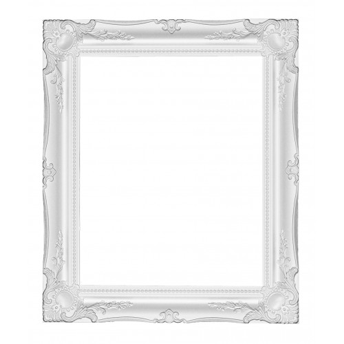 c74445f5874 3 inch Swept Picture Photo Frame Antique ivory White Black Silver Gold