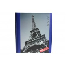 Paris Themed Traditional Photo Album - Sale