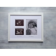 First Scan and Picture Frame